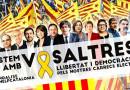 Democracia catalana contra imperialisme espanhòu