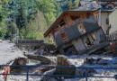 Catastrofica alluvione in Valle Vermenagna, Roia, Vesubia e Tinea