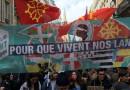 """Supporto per le dimostrazioni del 10 ottobre """"affinché le nostre lingue vivano"""""""