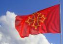 Una maison, una bandiera occitana
